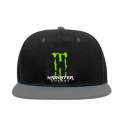 Снепбек Monster Energy DC
