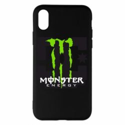 Чохол для iPhone X/Xs Monster Energy DC