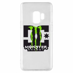 Чохол для Samsung S9 Monster Energy DC