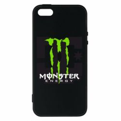 Чохол для iphone 5/5S/SE Monster Energy DC