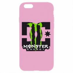 Чохол для iPhone 6 Plus/6S Plus Monster Energy DC