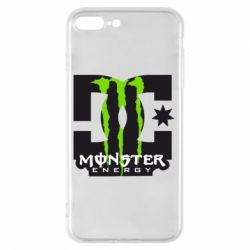 Чохол для iPhone 7 Plus Monster Energy DC