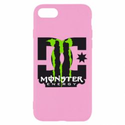 Чохол для iPhone 8 Monster Energy DC