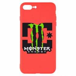 Чохол для iPhone 8 Plus Monster Energy DC