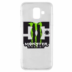 Чохол для Samsung A6 2018 Monster Energy DC