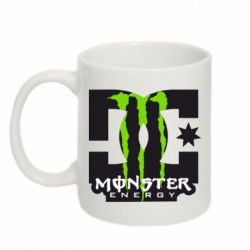 Кружка 320ml Monster Energy DC