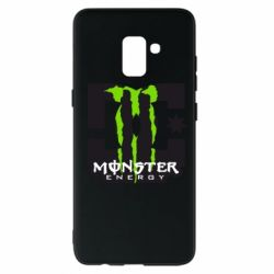 Чохол для Samsung A8+ 2018 Monster Energy DC