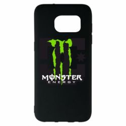 Чохол для Samsung S7 EDGE Monster Energy DC