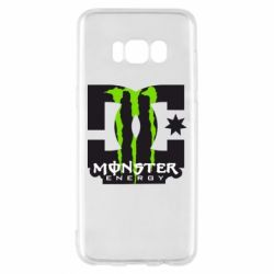 Чохол для Samsung S8 Monster Energy DC