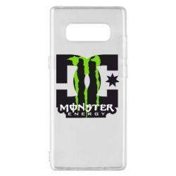 Чохол для Samsung Note 8 Monster Energy DC