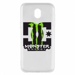 Чохол для Samsung J5 2017 Monster Energy DC