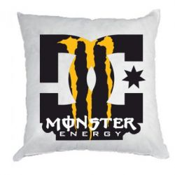 Подушка Monster Energy DC
