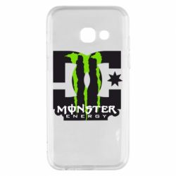 Чохол для Samsung A3 2017 Monster Energy DC