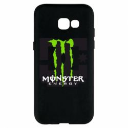 Чохол для Samsung A5 2017 Monster Energy DC
