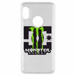 Чохол для Xiaomi Redmi Note 5 Monster Energy DC