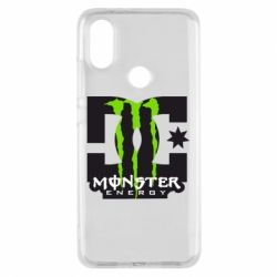 Чохол для Xiaomi Mi A2 Monster Energy DC