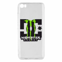 Чохол для Xiaomi Mi5/Mi5 Pro Monster Energy DC