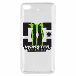 Чохол для Xiaomi Mi 5s Monster Energy DC
