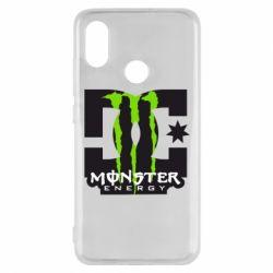 Чохол для Xiaomi Mi8 Monster Energy DC