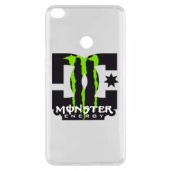 Чохол для Xiaomi Mi Max 2 Monster Energy DC