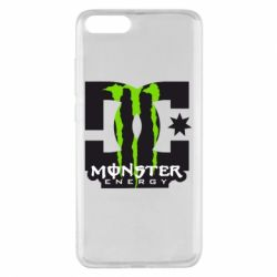 Чохол для Xiaomi Mi Note 3 Monster Energy DC