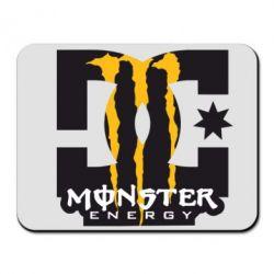 Коврик для мыши Monster Energy DC - FatLine