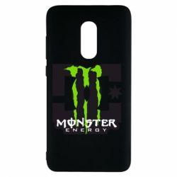 Чохол для Xiaomi Redmi Note 4 Monster Energy DC
