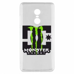 Чохол для Xiaomi Redmi Note 4x Monster Energy DC