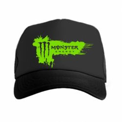 Кепка-тракер Monster Energy Drink