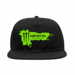 Снепбек Monster Energy Drink - FatLine