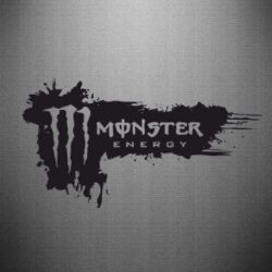 Наклейка Monster Energy Drink - FatLine