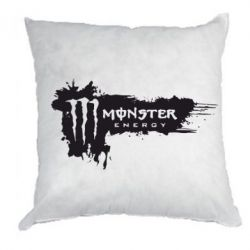Подушка Monster Energy Drink