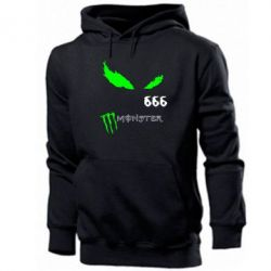 Толстовка Monster Energy Eyes 666 - FatLine