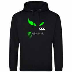Толстовка Monster Energy Eyes 666
