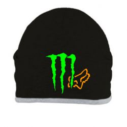 Шапка Monster Energy FoX