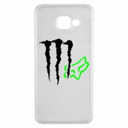 Чохол для Samsung A3 2016 Monster Energy FoX