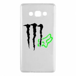 Чохол для Samsung A7 2015 Monster Energy FoX