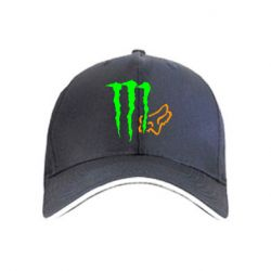 кепка Monster Energy FoX