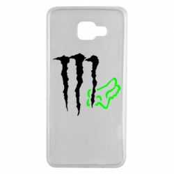 Чохол для Samsung A7 2016 Monster Energy FoX