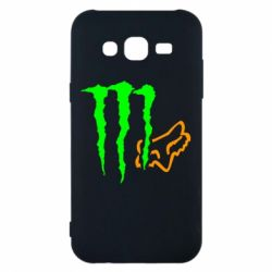 Чохол для Samsung J5 2015 Monster Energy FoX