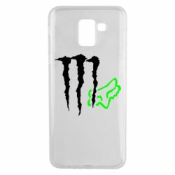 Чохол для Samsung J6 Monster Energy FoX