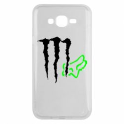 Чохол для Samsung J7 2015 Monster Energy FoX