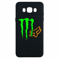 Чохол для Samsung J7 2016 Monster Energy FoX