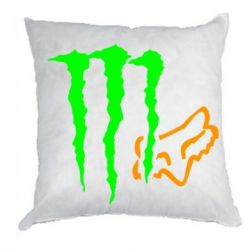 Подушка Monster Energy FoX