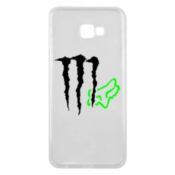 Чохол для Samsung J4 Plus 2018 Monster Energy FoX