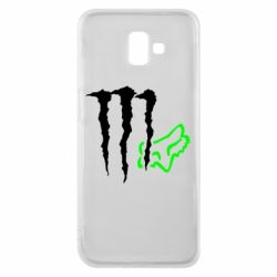 Чохол для Samsung J6 Plus 2018 Monster Energy FoX