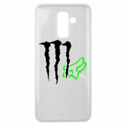 Чохол для Samsung J8 2018 Monster Energy FoX