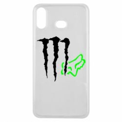 Чохол для Samsung A6s Monster Energy FoX