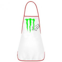 Фартук Monster Energy FoX