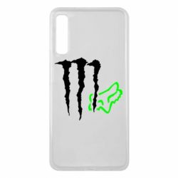 Чохол для Samsung A7 2018 Monster Energy FoX